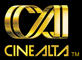 This is a logo for Sony Cine Alta.